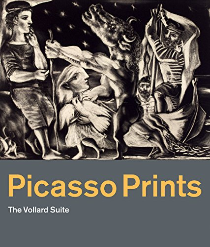 9780714126838: Picasso Prints: The Vollard Suite (British Museum, London, Exhibition Catalogues)