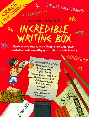 9780714127026: British Museum Incredible Writing Box