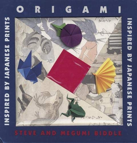9780714127088: Origami: Inspired by Japanese Prints (Gift Sets)