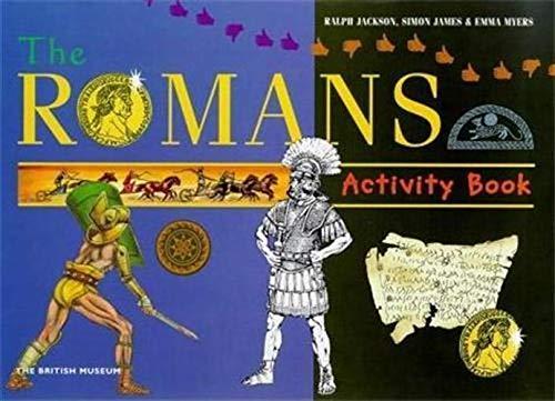 9780714127224: The Romans Activity Books /Anglais
