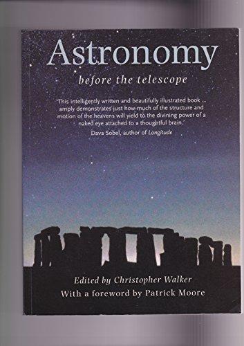 9780714127330: Astronomy Before the Telescope