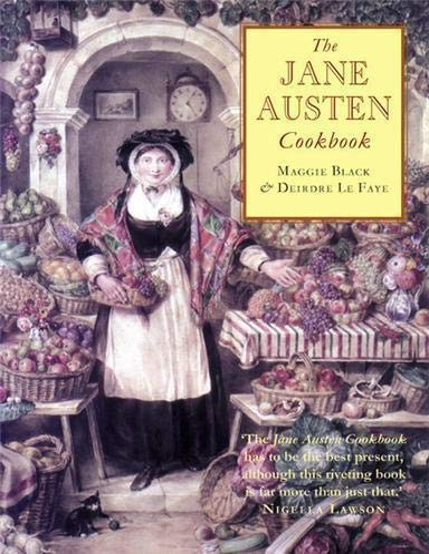 9780714127699: The Jane Austen Cookbook