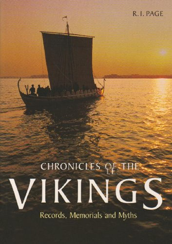9780714128009: Chronicles of the Vikings /Anglais