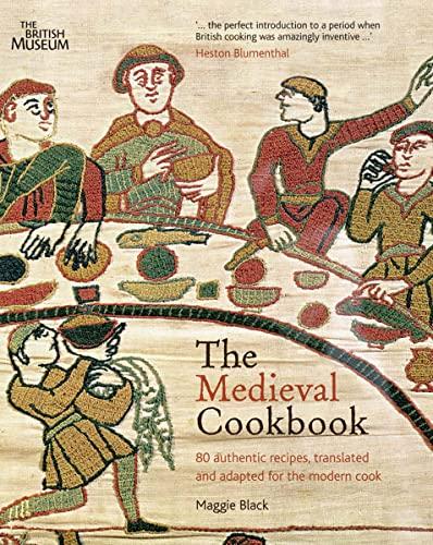 9780714128290: The Médiéval Cookbook (New ed.) /Anglais