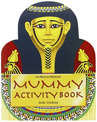 9780714130163: Mummy Activity Book: Activity Book - Shaped (British Museum Activity Books)