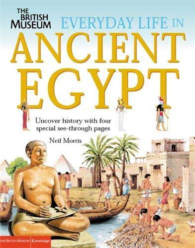 9780714130255: Everyday Life in Ancient Egypt (Uncovering History)