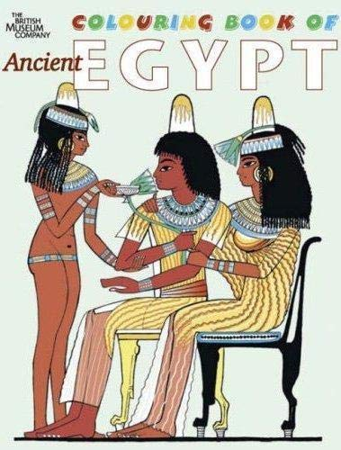 9780714131009: The British Museum Colouring Book of Ancient Egypt (British Museum Colouring Books)