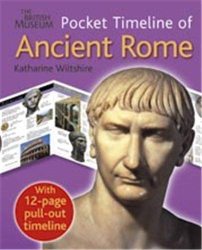 9780714131085: The British Museum Pocket Timeline of Ancient Rome (British Museum Pocket Timeline)