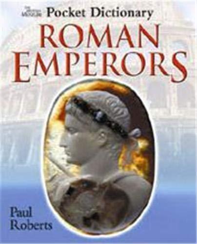 9780714131160: Pocket Dictionary of Roman Emperors