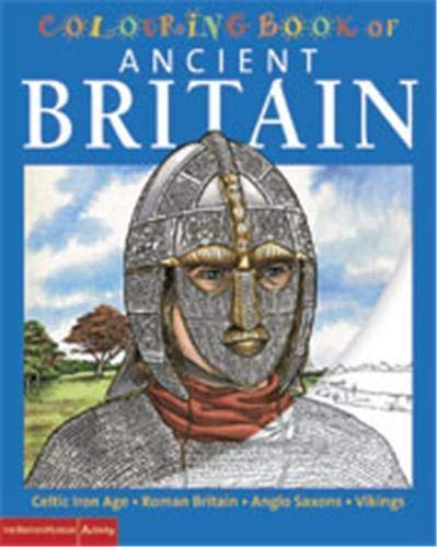 9780714131221: The British Museum Colouring Book of Ancient Britain (British Museum Colouring Books)