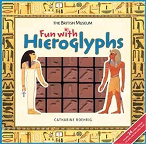 9780714131313: Fun With Hieroglyphs British Museum Stamper Set