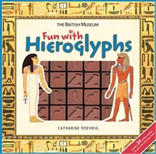 9780714131313: Fun With Hieroglyphs British Museum Stamper Set