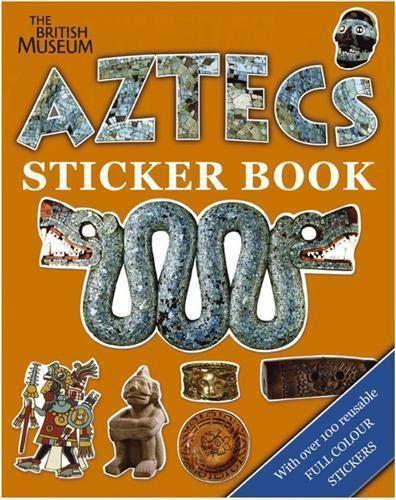Aztecs Sticker Book: Susan Raikes