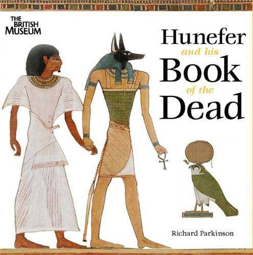 9780714131429: Hunefer and His Book of the Dead