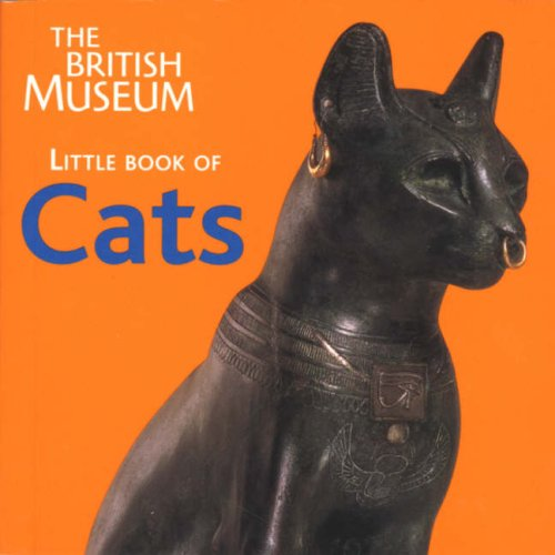 9780714150277: The British Museum Little Book of Cats