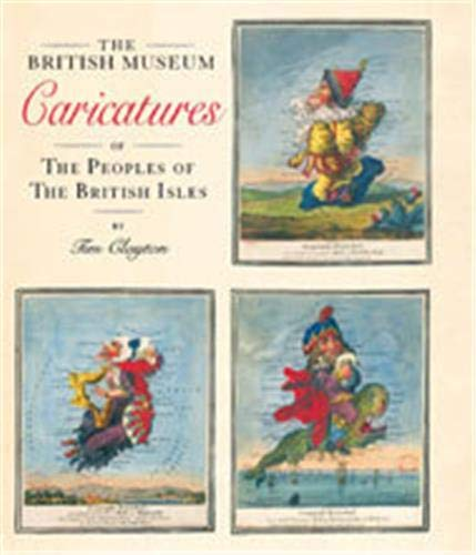 9780714150567: Caricatures of the Peoples of the British Isles
