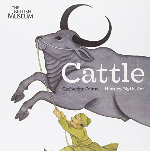 9780714150840: Cattle history, myth, art /anglais