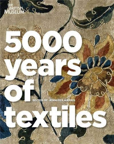 9780714150895: 5000 Years of Textiles (Paperback) /Anglais