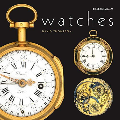9780714151106: Watches (Paperback) /Anglais
