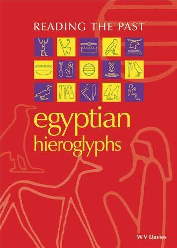 9780714180632: Egyptian Hieroglyphs (Rtp) (Reading the past)