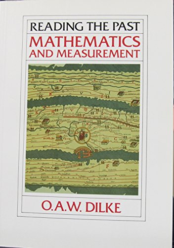 9780714180670: Mathematics and Measurement (Reading the Past)