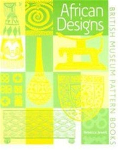 9780714180748: African Designs: British Museum Pattern Books