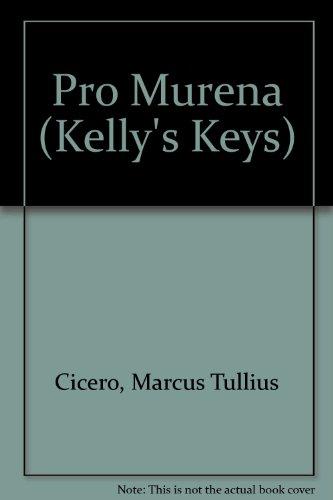 9780714215037: Pro Murena (Kelly's Keys)