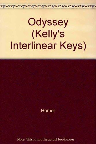 9780714215860: Odyssey: Bks. 19-24 (Kelly's Interlinear Keys)