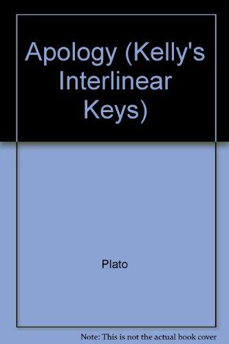 9780714215907: Apology (Kelly's Interlinear Keys)