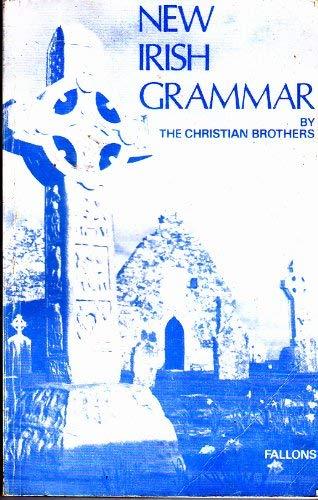 9780714412986: New Irish Grammar (English and Irish Edition)