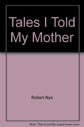 9780714500232: Tales I Told My Mother