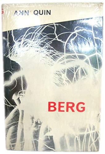 9780714501185: Berg