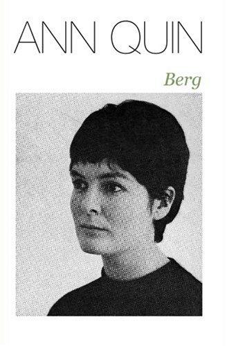 9780714501192: Berg