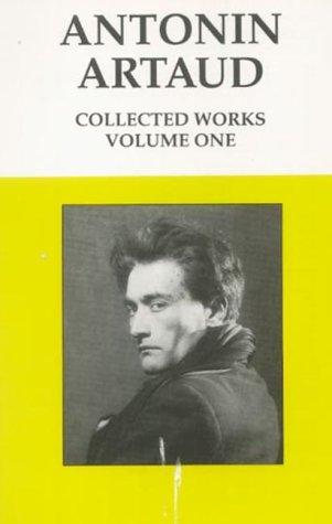 9780714501703: Antonin Artaud : Collected Works (Volume 1)