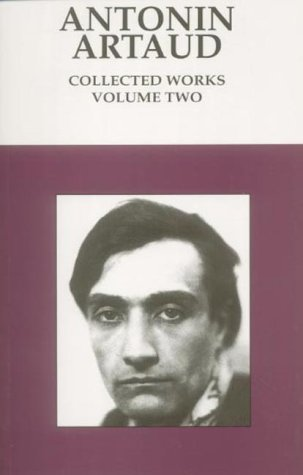 9780714501727: Antonin Artaud : Collected Works (Volume 2)