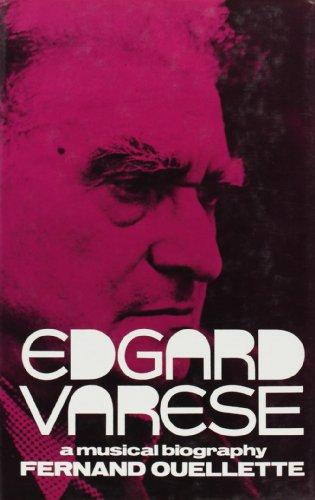 9780714502083: Edgard Varese
