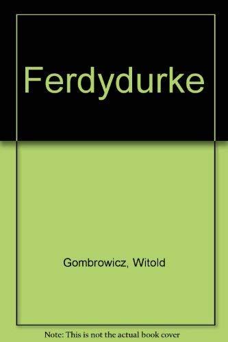9780714502335: Ferdydurke