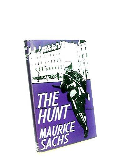 9780714502786: Hunt