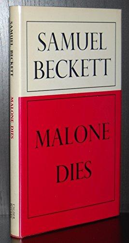 9780714503561: Malone Dies