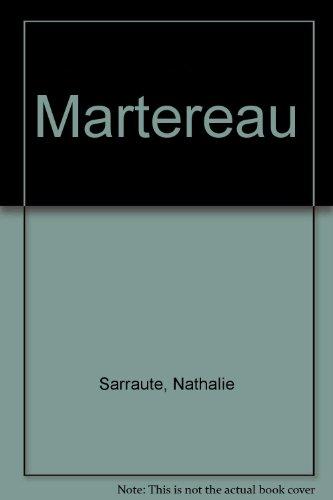 Martereau: Sarraute, Nathalie