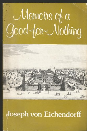 9780714503738: Memoirs of a Good-For-Nothing (Calderbooks)