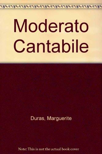 9780714503806: Moderato Cantabile