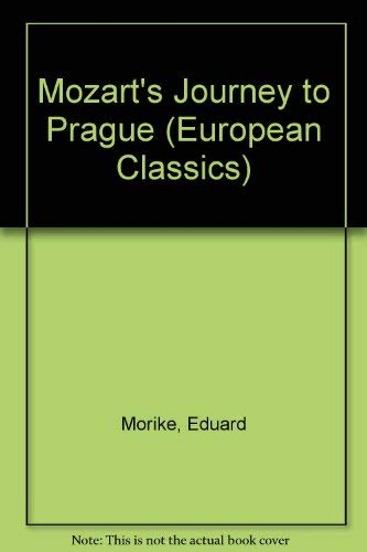 9780714503882: Mozart's Journey to Prague (European Classics) (English and German Edition)