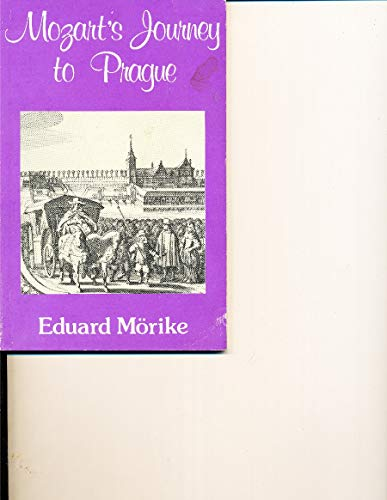 9780714503899: Mozart's Journey to Prague (European Classics Editions)