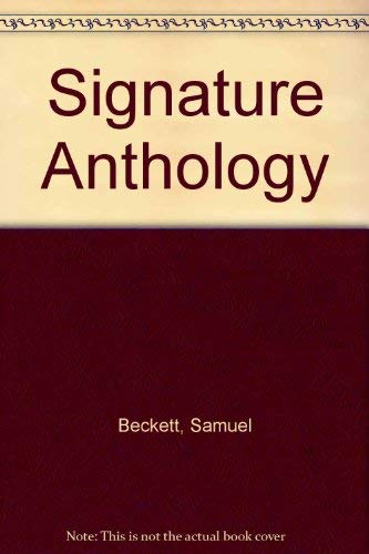 Signature Anthology: Eugene Ionescu, Anne