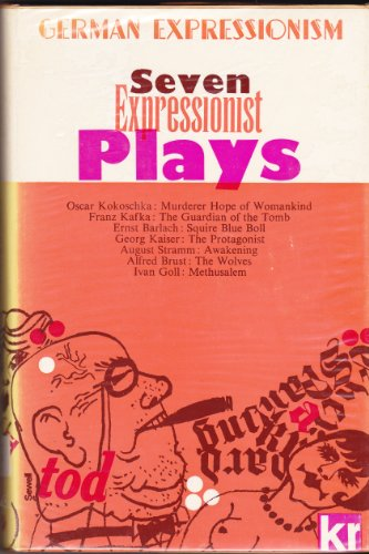 9780714505206: Seven Expressionist Plays