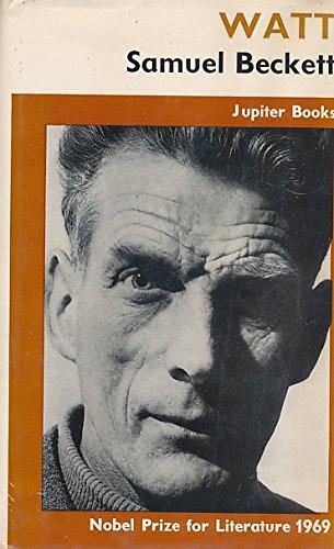 9780714506098: Watt (A Jupiter book)