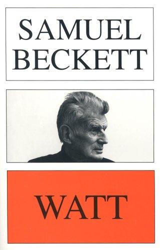 Watt: Beckett, Samuel:
