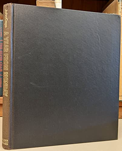 9780714506203: Year from Monday: Lectures and Writings
