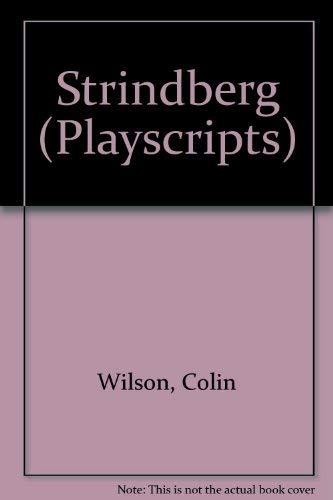 Strindberg (Playscripts): Wilson, Colin